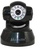 Shinntto(TM) EASYN Wireless IP camera Pan/Tilt 2-ways Audio Mobile Viewing WEP/WPA/WAP2 wireless Wi-Fi Pan/Tilt internet IP camera day and night visio