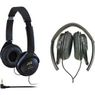 JVC DJ Style Over the Ear Headphones