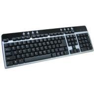 Adesso Multimedia Keyboard AKB-130US