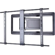 Sanus VLF410B1 10-Inch Super Slim Full-Motion Mount for 37 - 84 Inches TV's, Black