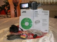 JVC Everio GZ-MG610