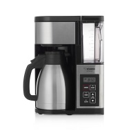 Zojirushi - Fresh Brew Plus 10-Cup Coffeemaker - Stainless Steel/Black § EC-YSC100