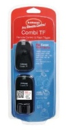 Hahnel Combi TF Wireless Remote Control and Wireless Flash Trigger for Canon SLRs