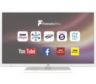 """JVC LT-32C671 32"""" Smart LED TV - White"""