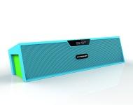 Expower(R)altoparlante Bluetooth 3.0 altoparlanti Wireless Portatile Casse acustiche portatili funzioni di orologio e sveglia per iPad, iPhone,Tablet,