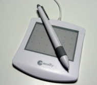 Macally USB Digitizer with Pressure Sensitive Pen - ICECAD