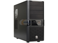 Thermaltake V3 Black Edition - Mid tower - ATX/MicroATX ( ATX / PS/2 ) - black - USB/Audio
