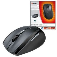 Trust - MI-8700Rp - Mini souris laser Bluetooth