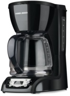 Black & Decker Programmable 12c Coffee Maker
