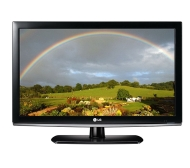"LG 32"" Diagonal UltraSlim LCD HDTV with 6' HDMICable"