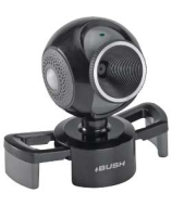 Bush 2MP Webcam with Microphone