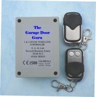 GARAGE DOOR REMOTE CONTROL KIT