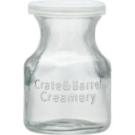Mini Glass Creamer