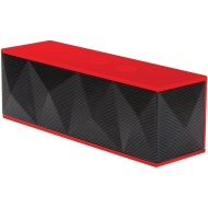 iSound Pyramid Bluetooth Speaker with Microphone (red)