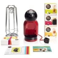 DOLCE GUSTO by Krups Mini Me KP120BUN Hot Drinks Machine - Red