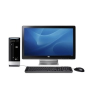 "HP s3811uk and 20"" display"