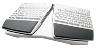 Kinesis Freestyle Solo Ergonomic USB Keyboard - Black