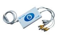 4CH CCTV 1080P Camerasysteem 4 Camera's met DVR 2.0MP HD-TVI Buiten / Binnen Beveiligingscamera's 1TB