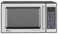 Amana 1.0 Cu. Ft. Digital Microwave - Stainless Steel