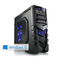 CSL-Computer Superior Gaming PC! CSL Speed X4806u (Core i7) - computer with Intel Core i7-4790K 4x 4000 MHz, 250GB SSD 850Evo, 2000GB SATA, 16GB DDR3
