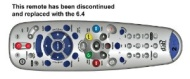 Dish Network 6.3 Remote Control Kit