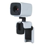 "Kinobo USB ""Origami"" Webcam für Laptop / Desktop 5 Megapixel mit eingebautem USB Mikrofon"