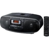 Panasonic RX-D55 CD Radio Cassette Recorder RXD55GCK