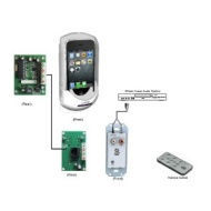 Pyle IPOD/IPHONE IN-WALL DOCKING W/ REMOTE