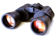 10 x 50 Wildlife of Britain Porro Prism Binoculars With Carry Case, Cleaning Cloth, Neck Strap.