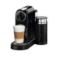Nespresso Citiz & Milk Coffee Machine by Magimix - Black