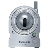 Panasonic BL-C131A - Network camera - pan / tilt - color ( Day&Night ) - 802.11b, 802.11g