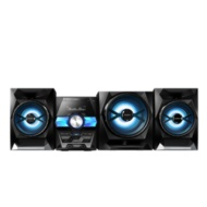 Sony - 1800W Wireless Bookshelf Stereo System LBTGPX555 § LBTGPX555