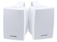 Monoprice Premium Dual 5.25 Inch 2-Way Tower Speakers (Pair)