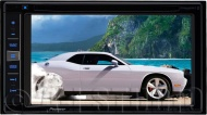 """Pioneer AVIC-6100NEX In-Dash Navigation AV Receiver with 6.2"""" WVGA Touchscreen Display"""