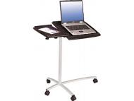 TechniMobili® Adjustable Laptop Desk, Espresso