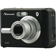 Norcent DC-820 8MP Digital Camera with 3x Optical Zoom