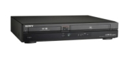 Sony DVD Recorder/VCR Combo