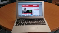 Apple MacBook Air 11-inch (Mid 2013-Early 2014)