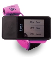 Bia Multisport GPS Watch (Fierce Heart Pink)