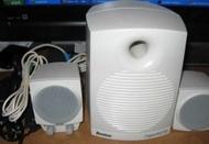 Boston Acoustics BA735 Digital Speakers Sub-woofer