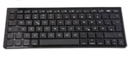 Amazon Basics KT-1081 Qwertz Bluetooth Keyboard