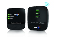 BT Mini Wi-Fi 500 Home Hotspot Powerline Multi-Adapter Kit - ( Pack of 3)