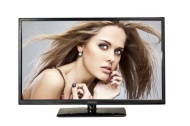 oCOSMO 32-Inch 720p 60Hz LED MHL & Roku Ready HDTV, Brush Pattern Black (No QAM tuner)