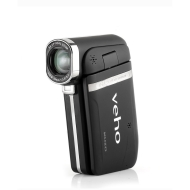 Veho VCC-002 Kuzo High Definition 1080p Camcorder (20x Optical/digital zoom) 3.0 inch Touchscreen