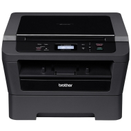 Brother Printer HL2280DW Wireless Monochrome Printer (Dark Grey)