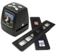 """SVP Digital Film & Slide Scanner w/ 2.4"""" LCD + AV Out, Free 8GB (SVP FS1800B-8GB)"""