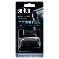 Braun Combi-pack 10B Lamina e Blocco Coltelli di Ricambio per i Rasoi Braun della Serie 1