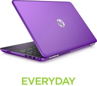 "HP Pavilion 15-au173sa 15.6"" Laptop - Purple"