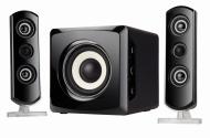 Sylvania SHTIB1046-BT 2.1 Bluetooth Home/Computer Speaker System