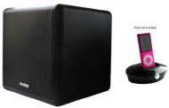iFinity Wireless Indoor/Outdoor Speaker - Bundle 1 Black